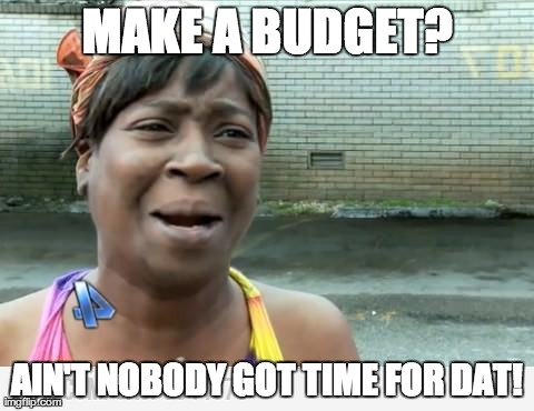 Budgeting Myths